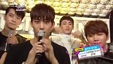 Interview (130607 Music Bank)-2PM  ft.  EXO