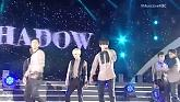 Shadow (130921 Music Core K-pop Festival)-BEAST