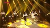 Lies (131112 SBS The Show All About K-POP)-T-ARA
