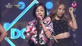 Double Kiss (140619 M! Countdown)-Lena Park
