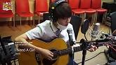 I Need A Girl (140626 MBC Radio)-Yoo Seung Woo