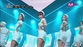 Short Hair (140717 M! Countdown)-AOA