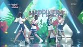 Happiness (Live At Music Bank 140815)-Red Velvet