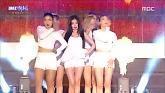 Red (140817 DMZ Peace Concert 2014) - Hyuna