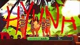RED (140816 Music Core) - Hyuna