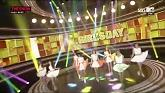 Darling (140812 The Show All About K-pop)-Girl's Day