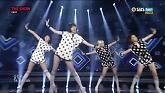 Oh My God (140812 The Show All About K-pop)-Bob Girls