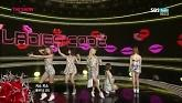 Kiss Kiss (140812 The Show All About K-pop)-Ladies' Code