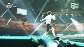 What's Happening & Solo Day (140814 M! Countdown KCON 2Night In LA)-B1A4