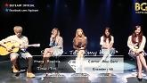 Touch My Body (Acoustic Ver.)-SISTAR