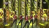 UP & DOWN (140831 Inkigayo)-Exid