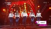 Up & Down (140829 Music Bank)-Exid