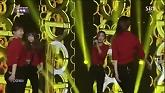 Up N Down (140831 Inkigayo)-Exid