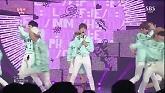 Oh My Gosh (140824 Inkigayo)-AlphaBAT