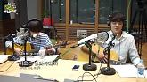 Watercolor Of A Rainy Day (140911 MBC Radio)-Eddy Kim  ft.  Yoo Seung Woo  ft.  Min Chae