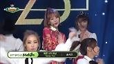 Twenty Five (141022 Show Champion)-Song Ji Eun