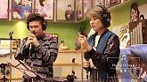 Phone In love (141022 Kiss The Radio)-Almeng