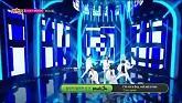 I'm Not A Boy, Not Yet A Man (141108 Music Core)-CROSS GENE