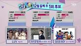No.1 & Ending (141214 Inkigayo)-Apink