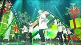 Sweet Love (141220 Music Core)-Baek Chung Kang