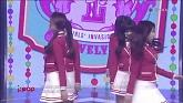 Candy Jelly Love & TALK (141219 Music Bank)-Lovelyz