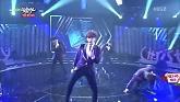 Overdose (141219 Music Bank)-EXO