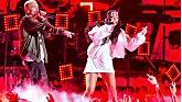 The Monster (Live At MTV Movie Awards 2014)-Eminem  ft.  Rihanna