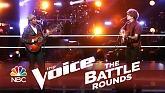 Yellow (The Voice 2014 Battle Round)-Ethan Butler  ft.  Matt McAndrew