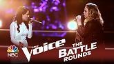 You're No Good (The Voice 2014 Battle Round)-Bree Fondacaro  ft.  Taylor Brashears