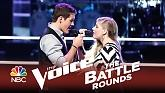 I Need Your Love (The Voice 2014 Battle Round)-Jessie Pitts  ft.  Ryan Sill