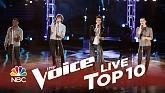 Only The Good Die Young (The Voice 2014 )-Adam Levine  ft.  Chris Jamison  ft.  Matt McAndrew  ft.  Damien