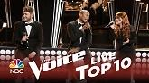 What A Wonderful World (The Voice 2014)-Pharrell Williams  ft.  DaNica Shirey  ft.  Luke Wade