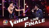 It's Your World (The Voice 2014 Finale)-Jennifer Hudson  ft.  Damien