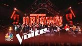 Uptown Funk (The Voice 2014 Finale)-Mark Ronson  ft.  Bruno Mars