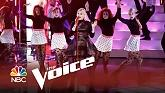 Lips Are Movin (The Voice 2014 Finale)-Meghan Trainor