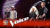 Are You Gonna Go My Way (The Voice 2015)-Adam Levine  ft.  Pharrell Williams  ft.  Christina Aguilera  ft.  Blake Shelton