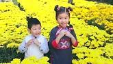 Mùa Xuân Đến-Bé Trang Thư
