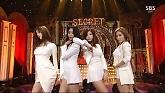 I'm In Love (Live At Inkigayo Comeback Stage 140817)-Secret