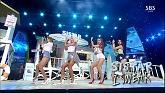 I Swear (Live At Inkigayo Comeback Stage 140831)-SISTAR