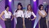 Monday Blues (Live At Inkigayo 140831)-Sunny Hill