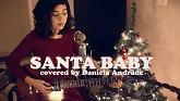 Santa Baby-Daniela Andrade