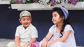 Cún Con Và Mèo Mi-Bé Trang Thư  ft.  Bé Nguyên Khang