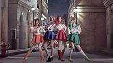 Sailor Moon Theme-SISTAR