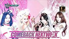Comeback Next Week (150618 M! Countdown) - SISTAR