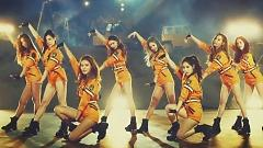 Video Catch Me If You Can - SNSD