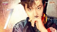 I'm Good (161019 Show Champion) - Se7en