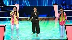 Video Liên Khúc Ba Miền (Giọng Hát Việt Nhí 2013) - Phương Mỹ Chi  ft.  Quang Nhật  ft.  Phương Duyên