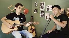 Dù Có Cách Xa (Acoustic Cover) - Thành Nam,Minh Mon