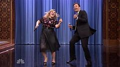 History Of Duets (Live On Jimmy Fallon 03-02-2015) - Kelly Clarkson  ft.  Jimmy Fallon