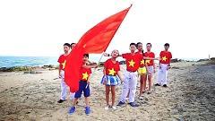 Biển Đảo Tổ Quốc Em - Bé Bảo An